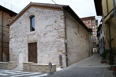 ex chiesa di santangelo