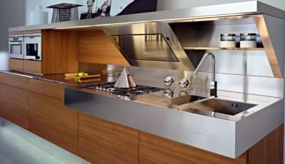 Mobili intelligenti e cucine hi tech arriva l - Cucine high tech ...
